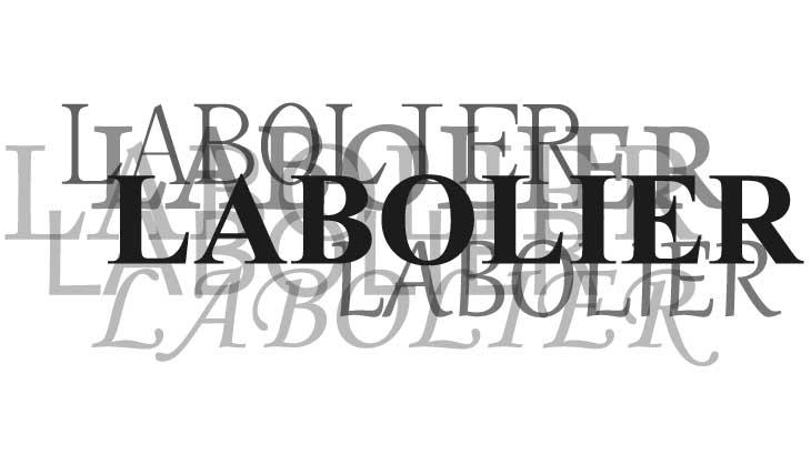 デザイン|LABOLIERロゴの成り立ち