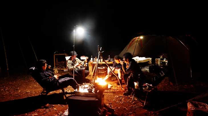 CAMP #6|開所式・初グルキャン