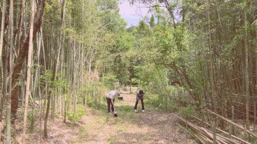 CAMP #21 豪雨と串揚げキャンプ・前編