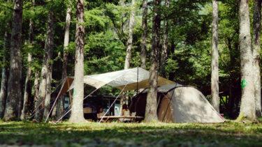 CAMP #36|夏の終わりの湖畔キャンプ